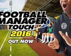 Football Manager 2016 Touch premiera