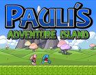 gra zręcznościowa Pauli's Adventure Island platformówka
