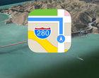 Apple Maps Mapy Google statystyki