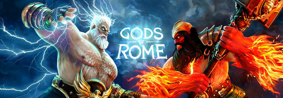 Gods-of-Rome-Game