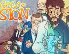 gra przygodowa point and click The Great Fusion