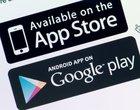 App Store sklep Play statystyki