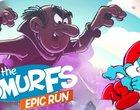gra platformowa Smurfs Epic Run Ubisoft