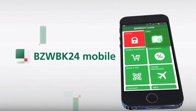 Nowości w BZWBK24 mobile