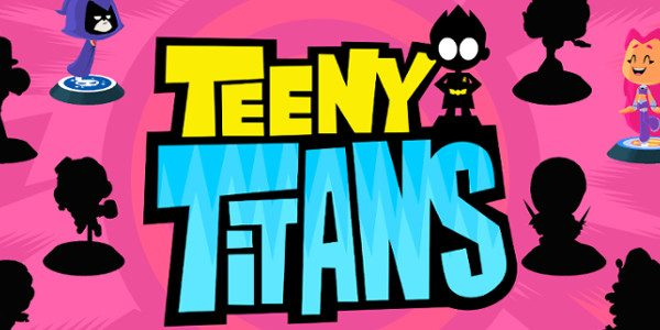 Teeny Titans Mobile Game