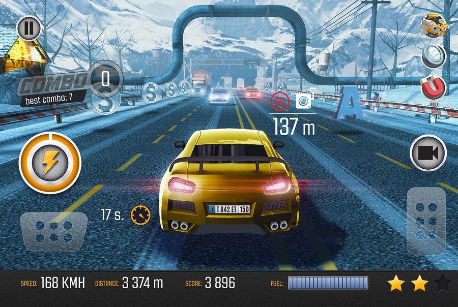Gra Road Racing jest dostępna na system iOS, wkrótce kolejne platformy