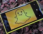 Windows Phone: mamy dobre informacje dla fanów Snapchata!