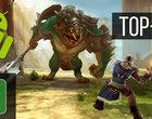 TOP10 Najlepsze nowe gry Android