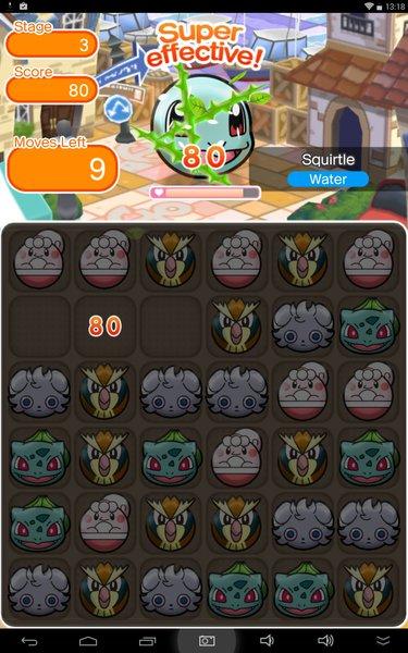 Pokemon Shuffle Mobile / fot. appManiaK.pl