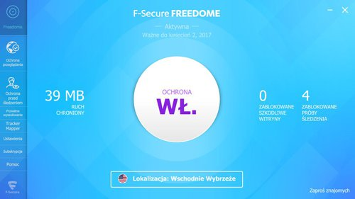 F-Secure Freedome VPN (9)