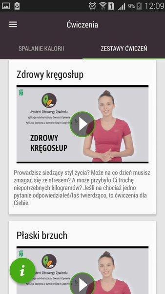 Asystent Zdrowego Żywienia_aktywność fizyczna