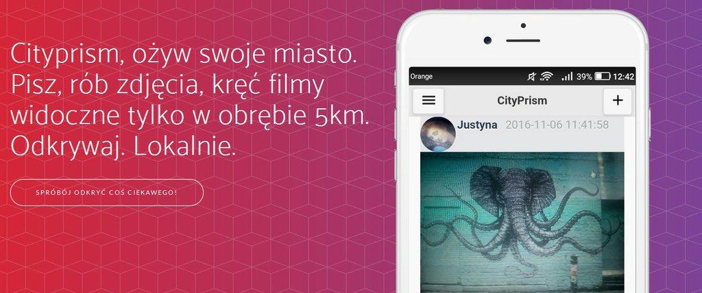 fot. printscreen za stroną cityprism.pl