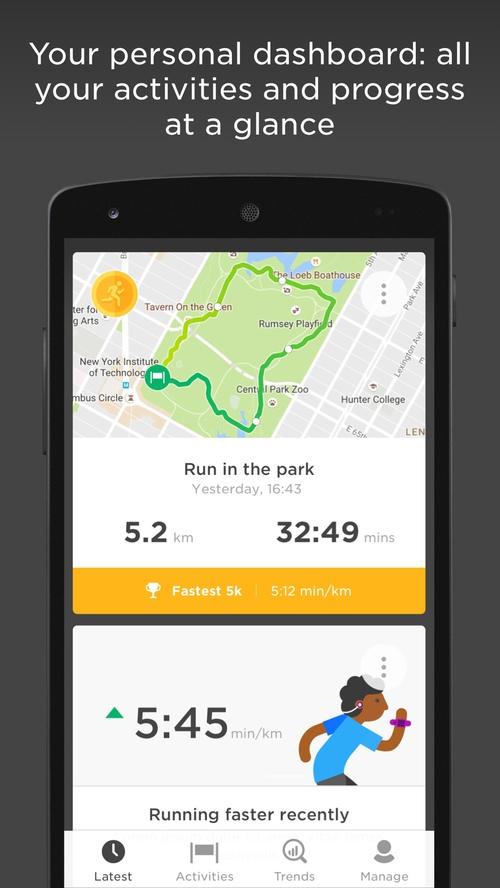 Nowa aplikacja TomTom Sports