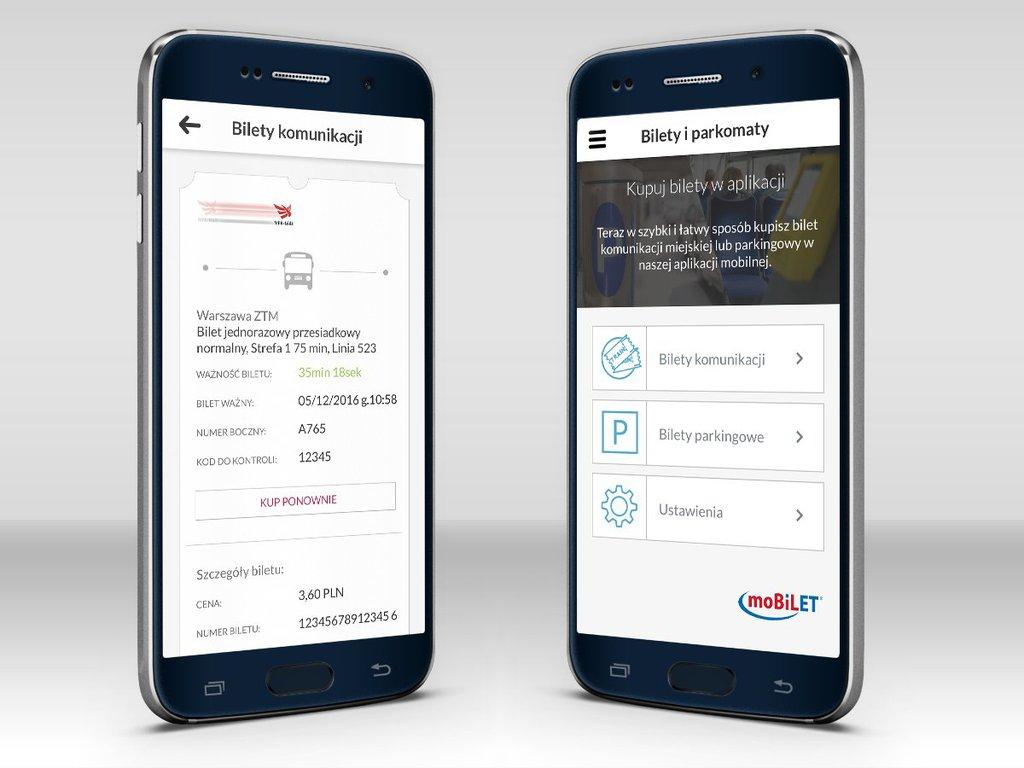 Teraz przez aplikację Banku Millennium można kupić bilety