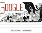 Bram Stoker na Google Doodle