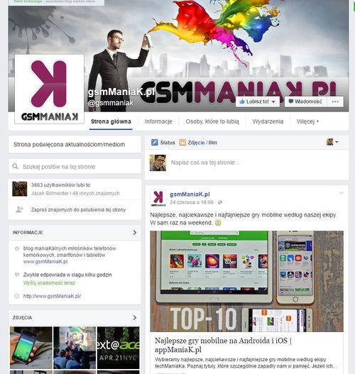 fot. fanpage gsmManiaK.pl