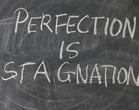 Perfekcjonizm hamuje sukces obiecujących blogerów