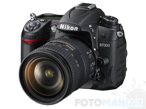 Nikon D7000/ fot. Nikon