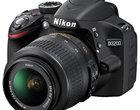 Nikon D3200 - amatorska lustrzanka z matrycą 24 Mpix!