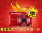 """""""Jestem trafionym prezentem"""" - świąteczna promocja Nikona"""