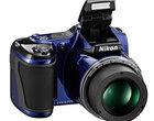 Nikon Coolpix L820 - 30-krotny megazoom na paluszki