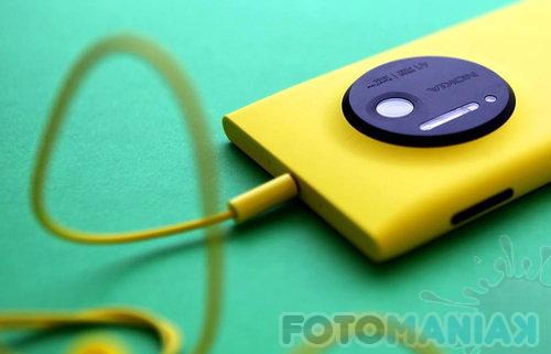 Nokia Lumia 1020 / fot. Nokia