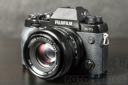 Fujifilm X-T1 / fot. fotoManiaK.pl