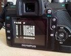 Jak sprawdzić ilość zdjęć (przebieg migawki) w Olympusie