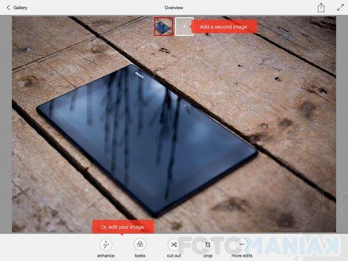 Adobe Photoshop Mix / fot. fotoManiaK.pl