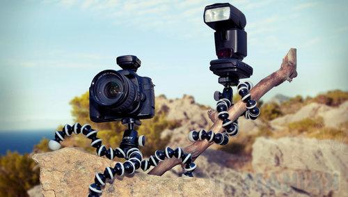 Joby GorillaPod SLR-Zoom / fot. producenta