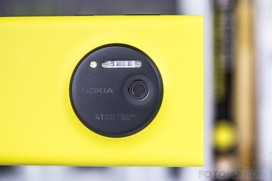 Nokia Lumia 1020 / fot. fotoManiaK.pl