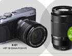 Obiektyw Fujinon XC 50-230 gratis do Fujifilm X-E1