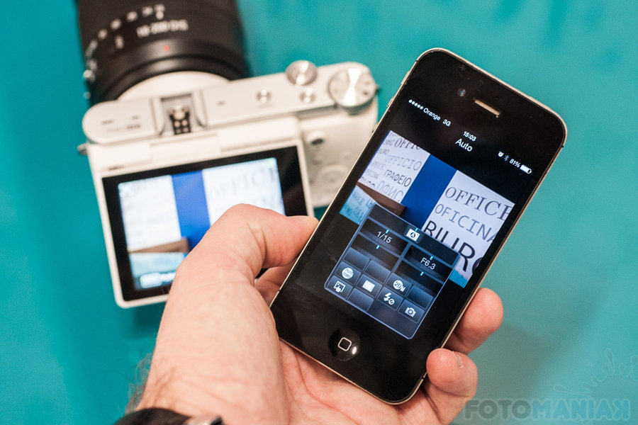Samsung NX3000 / fot. fotoManiaK.pl