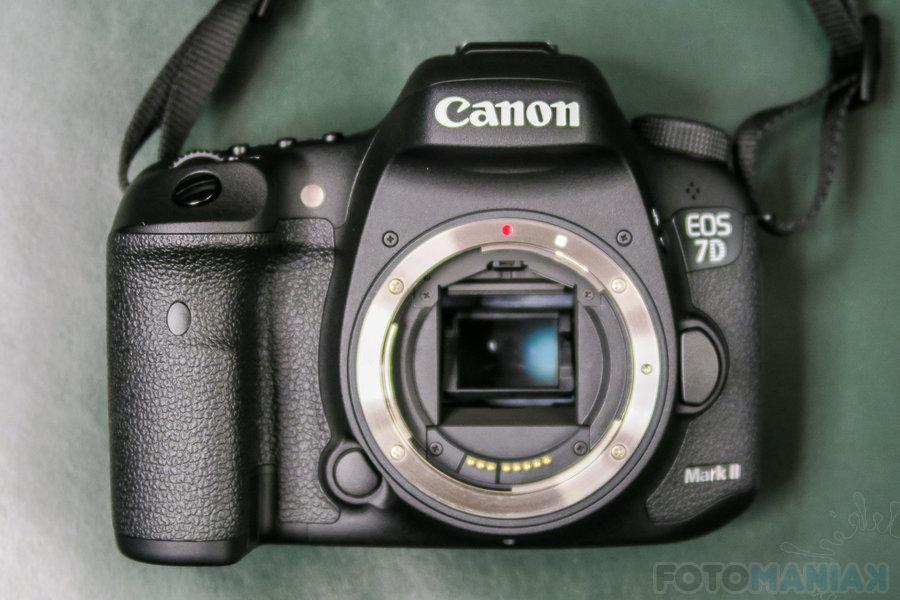Canon EOS 7D Mark II / fot. fotoManiaK.pl