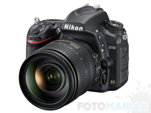 Nikon D750 / fot. producenta