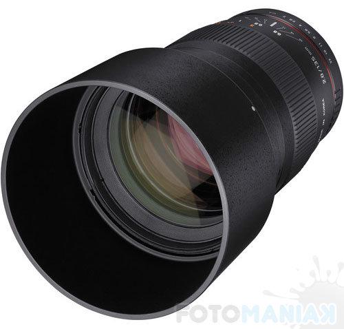 Samyang 135mm f/2.0 / fot. Samyang