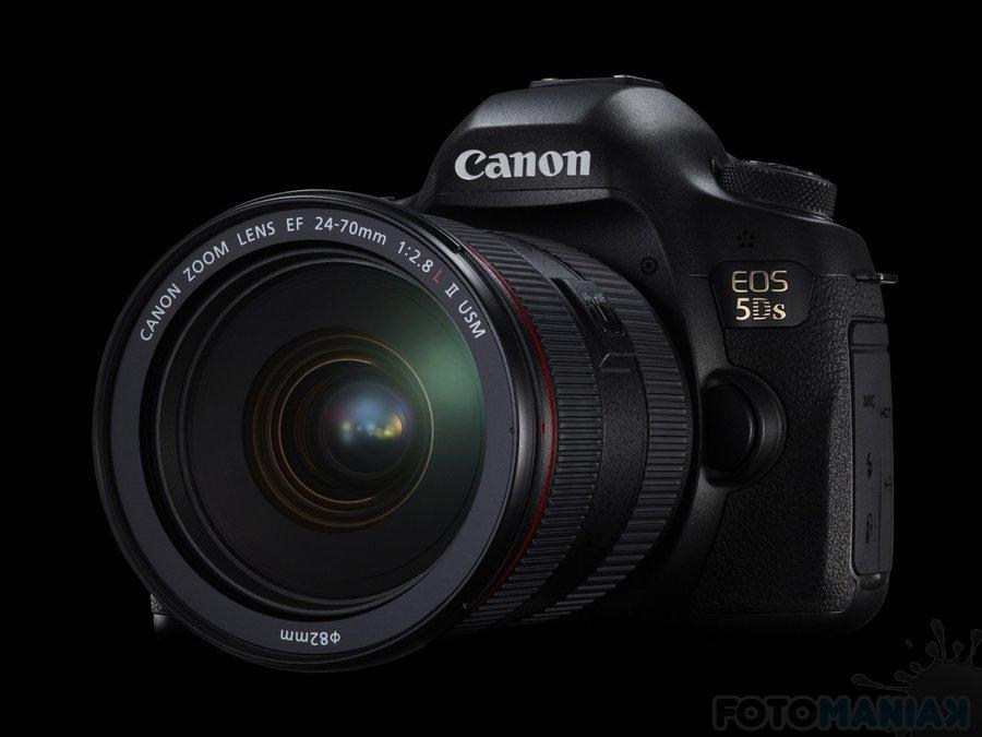 Canon EOS 5DS / fot. Canon