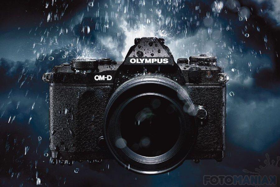 Olympus OM-D E-M5 Mark II / fot. producenta