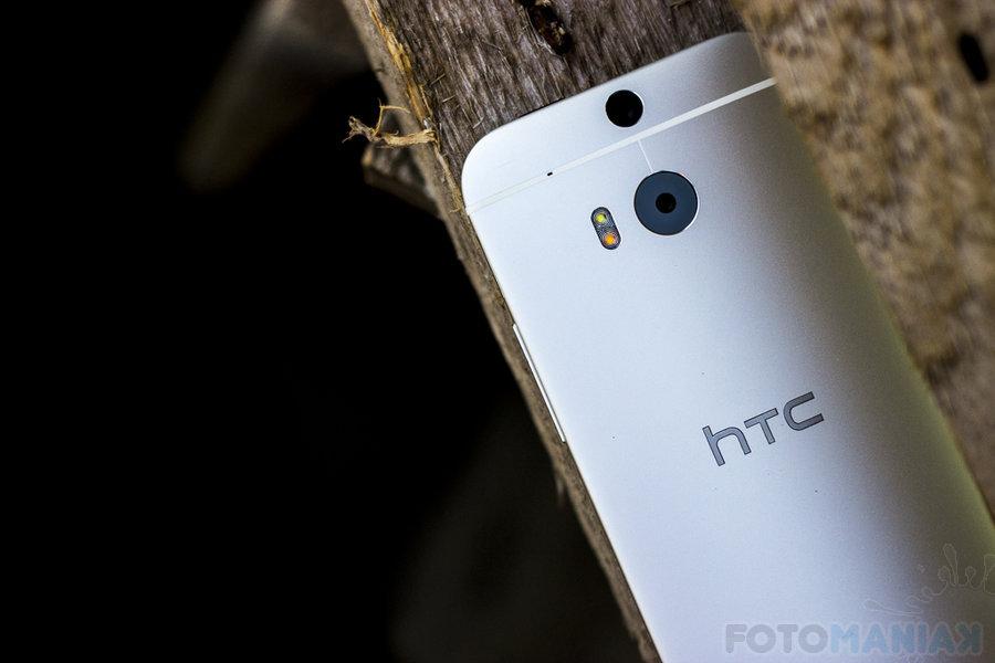 HTC One M8 / fot. fotoManiaK.pl