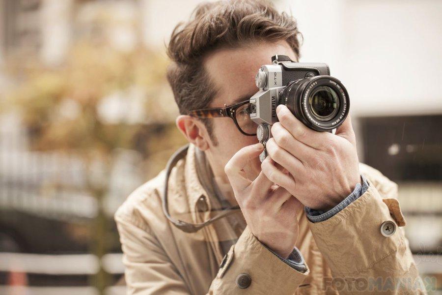 Fujifilm X-T10 / fot. producenta