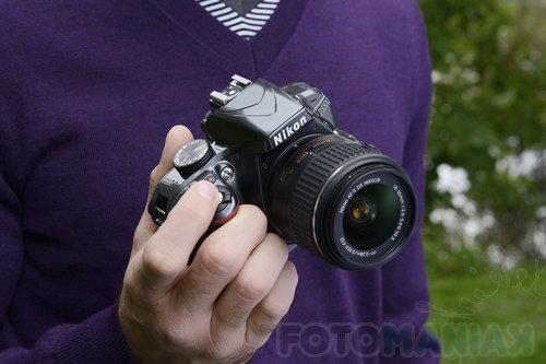 Nikon D3300 / fot. producenta