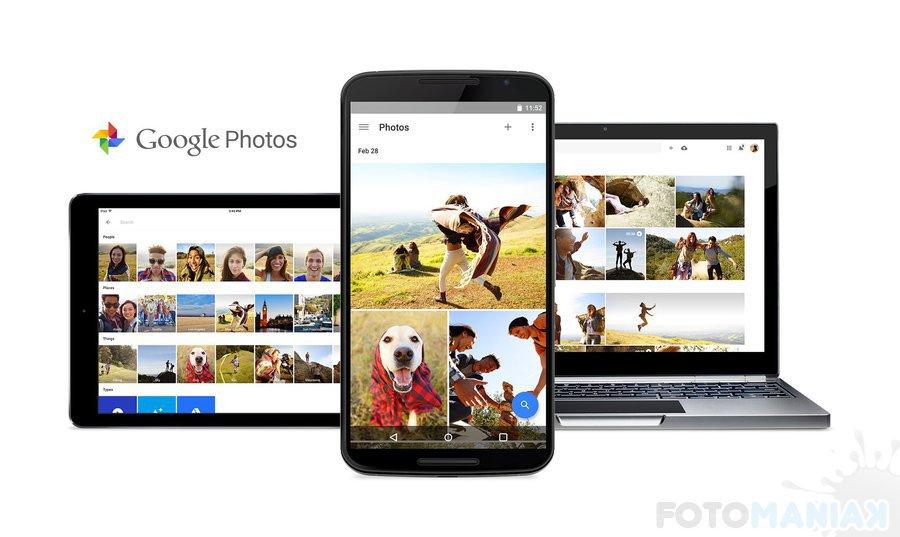 Zdjęcia Google z nielimitowaną przestrzenią / fot. fotoManiaK.pl