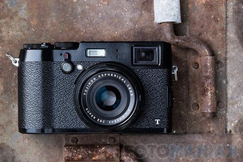 Fujifilm X100T / fot. fotoManiaK.pl