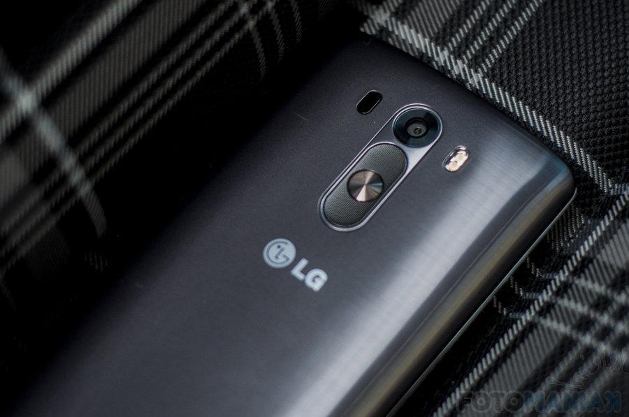 LG G3 / fot. fotoManiaK.pl