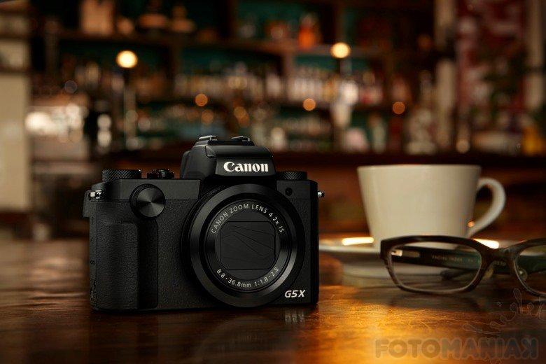 Canon PowerShot G5 X / fot. materiały prasowe