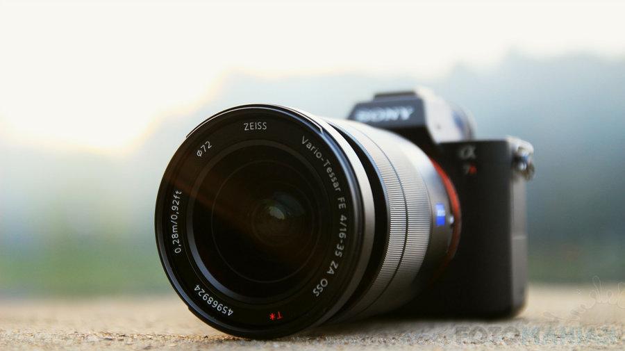 Sony A7RII/fot. fotoManiaK.pl