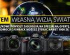 Zwrot do 1000 zł w promocji Nikon Cashback