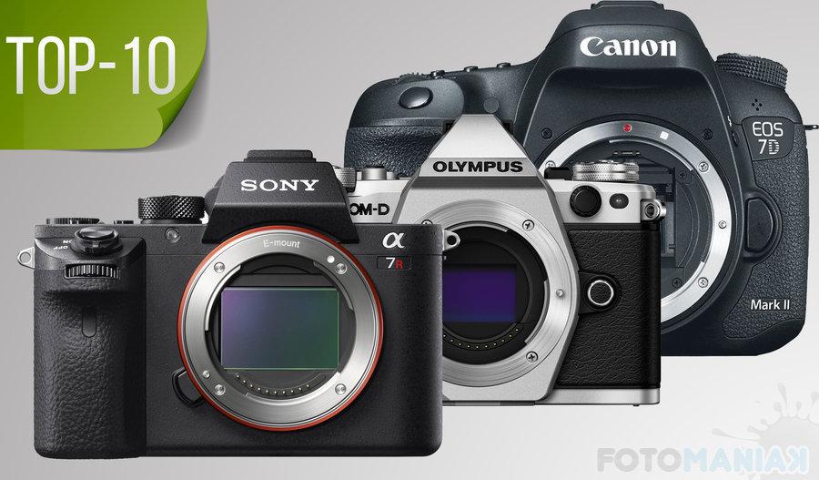 Najlepsze aparaty TOP 10