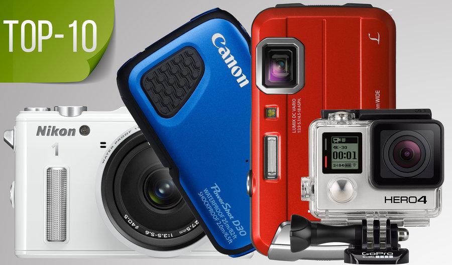 top-10 aparaty na narty
