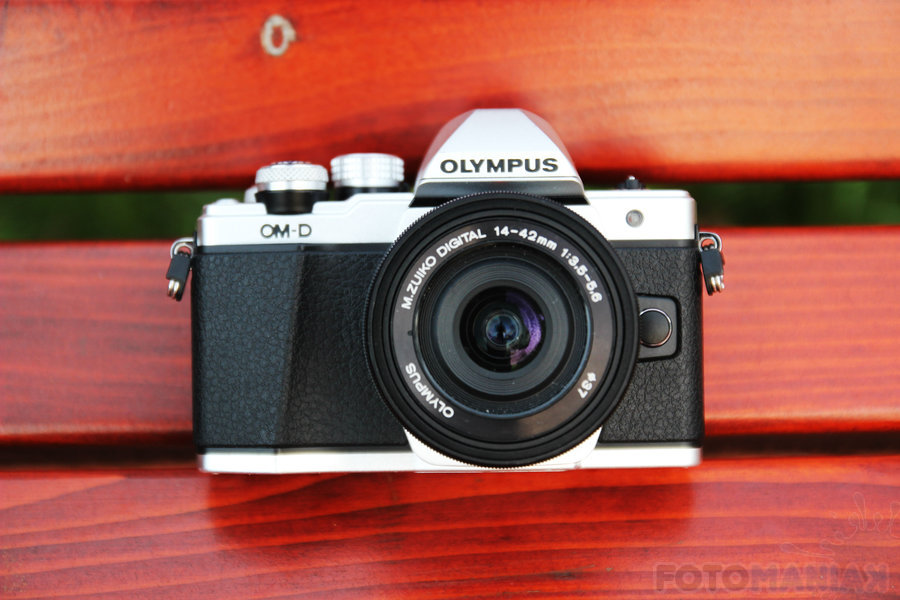 Olympus OM-D E-M10 Mark II/fot. fotoManiaK.pl